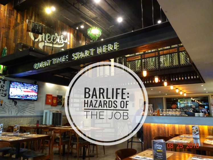 The Perfect Pint craft beer at Makati City Philippines